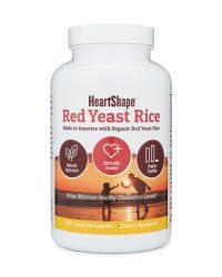 HeartShape Red Yeast Rice Supplements