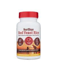 HeartShape Red Yeast Rice